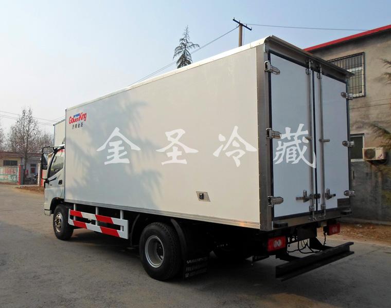 上海保温车箱体