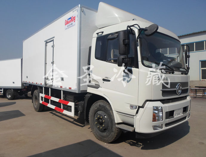 东风天锦6.2米冷藏车