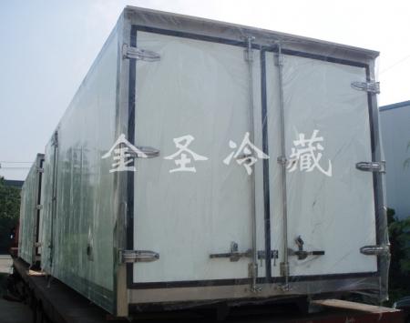 冷藏保温车箱体