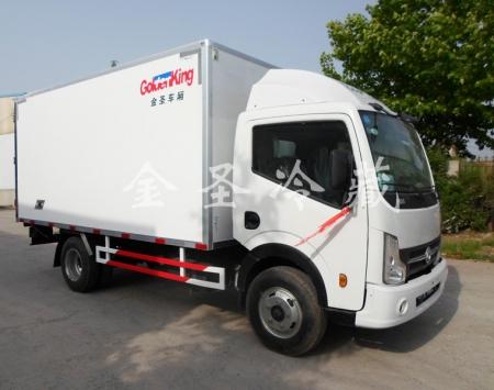 辽宁东风凯普特4.2米冷藏车