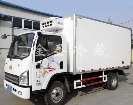 解放虎V4.2米冷藏车