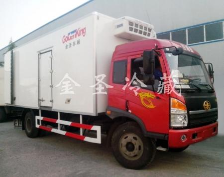 解放赛龙6.8米冷藏车