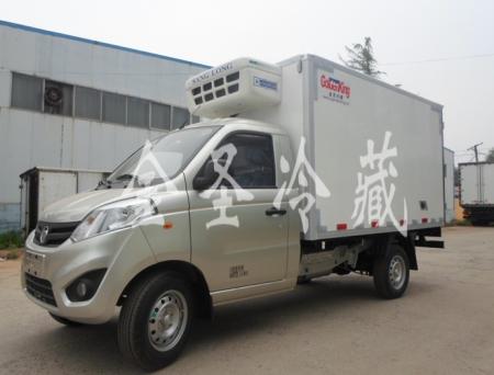 福田伽图冷藏车