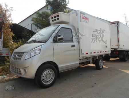 上海南骏瑞逸冷藏车