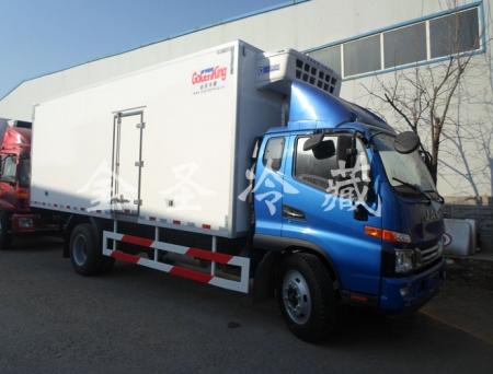 江淮骏铃6.2米冷藏车