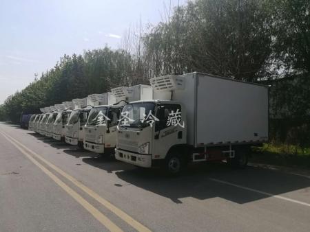 解放J6F冷藏车